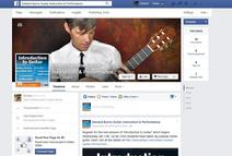 Introduction to Guitar Facebook